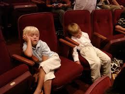 bored kids